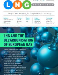 LNG Condensed - Volume 2, Issue 5 - July/August 2020
